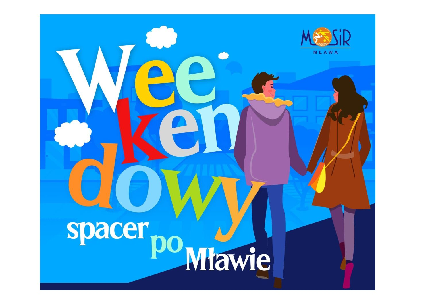 """Weekendowy spacer po Mławie"""
